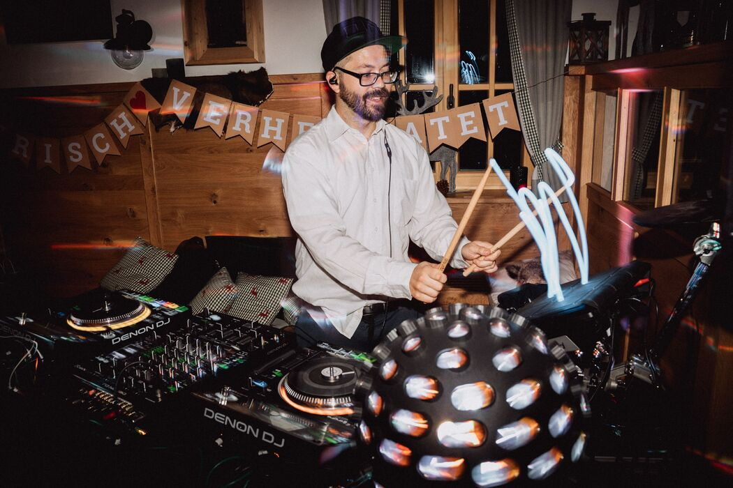 DJ Francois Frommage