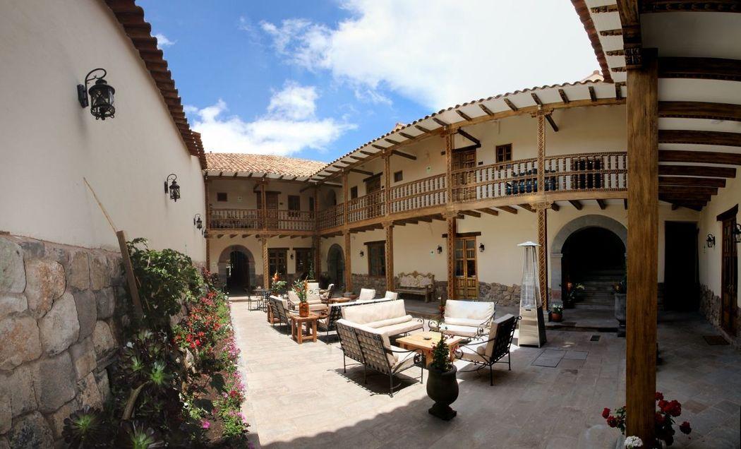 Antigua Casona San Blas