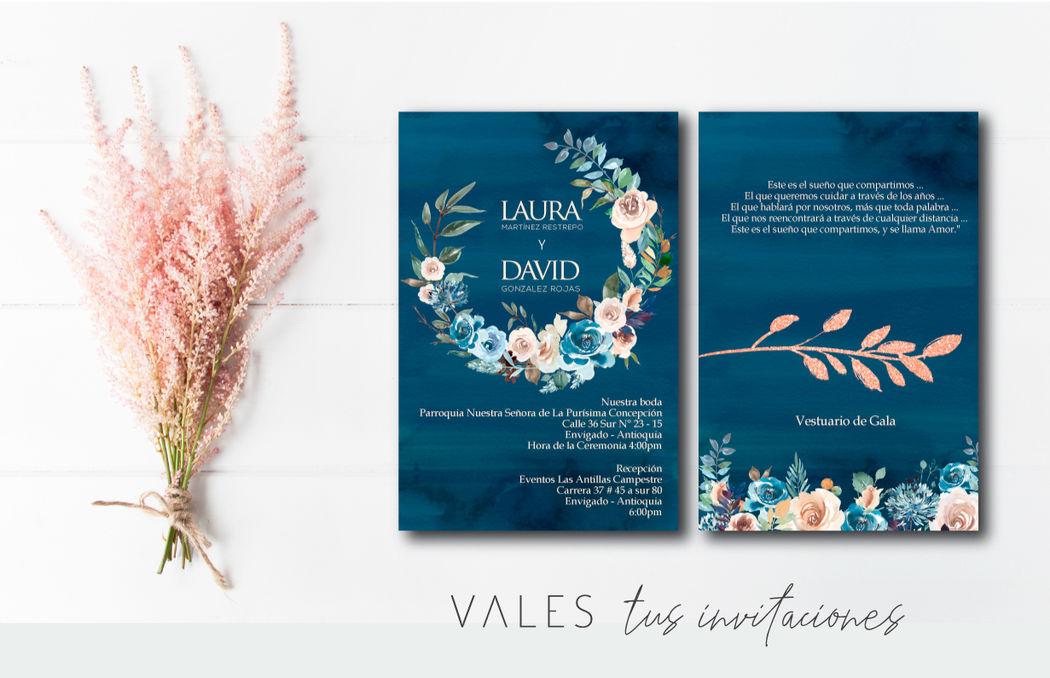 Invitaciones VALES