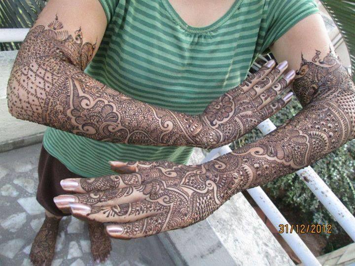 Raj Mehndi Artist