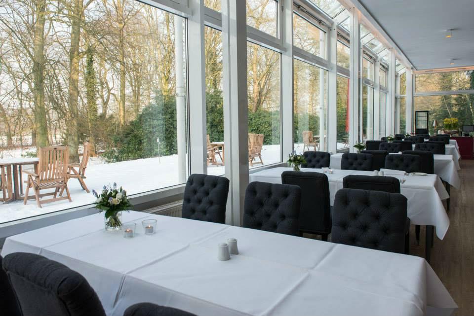 Beispiel: Restaurant - Wintergarten, Foto: Landhaus Höpkens Ruh.