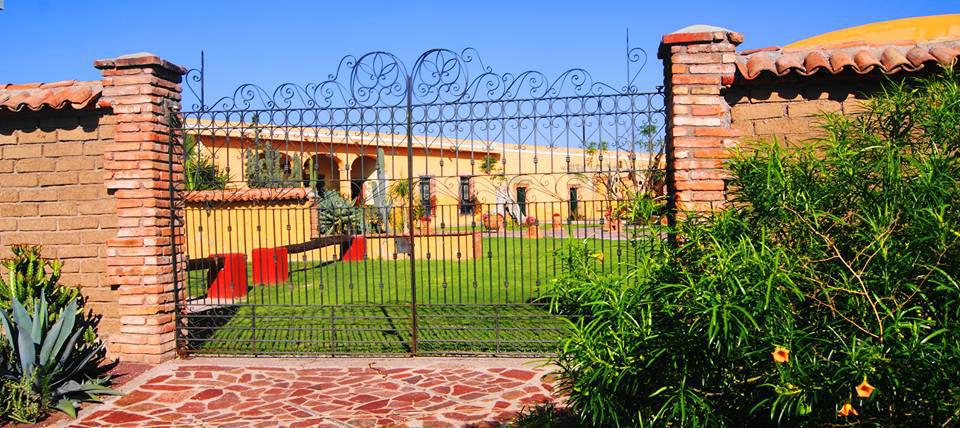 Ex Hacienda Arandas