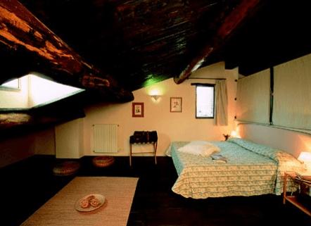 Interni - Castel Bigozzi