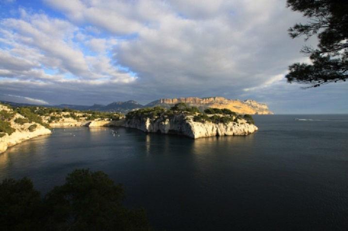 Port Miou et Port Pin