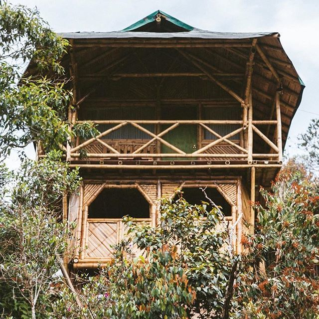Adriana's Bambú-Lodge