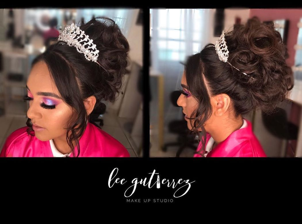 Lee Gutierrez Make Up & Hair Style