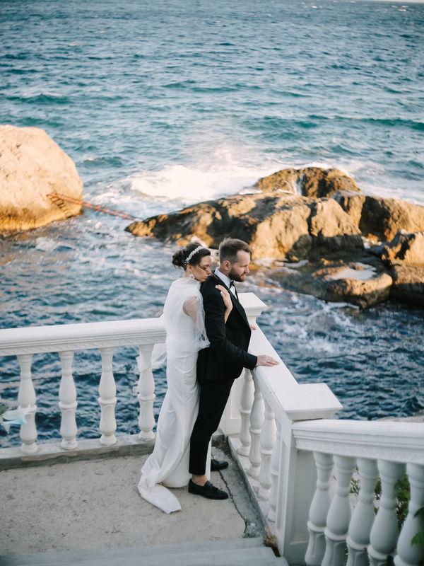Александр и Марина Санти