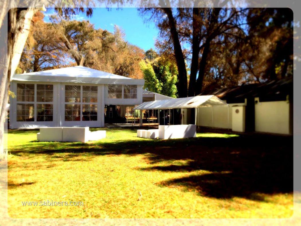 La Sabinera Jardín de Eventos