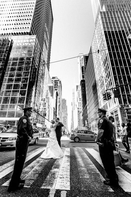 Beispiel: Künstlerische Bildsprache, Foto:  International Wedding.