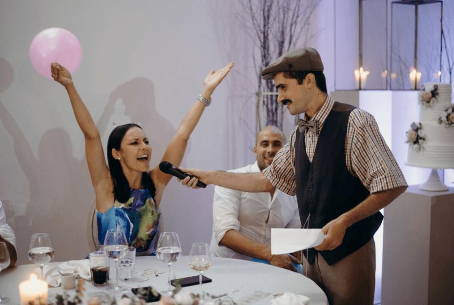 Zé Laustibia | Party Entertainer