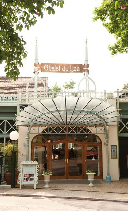Le Chalet du Lac - Paris