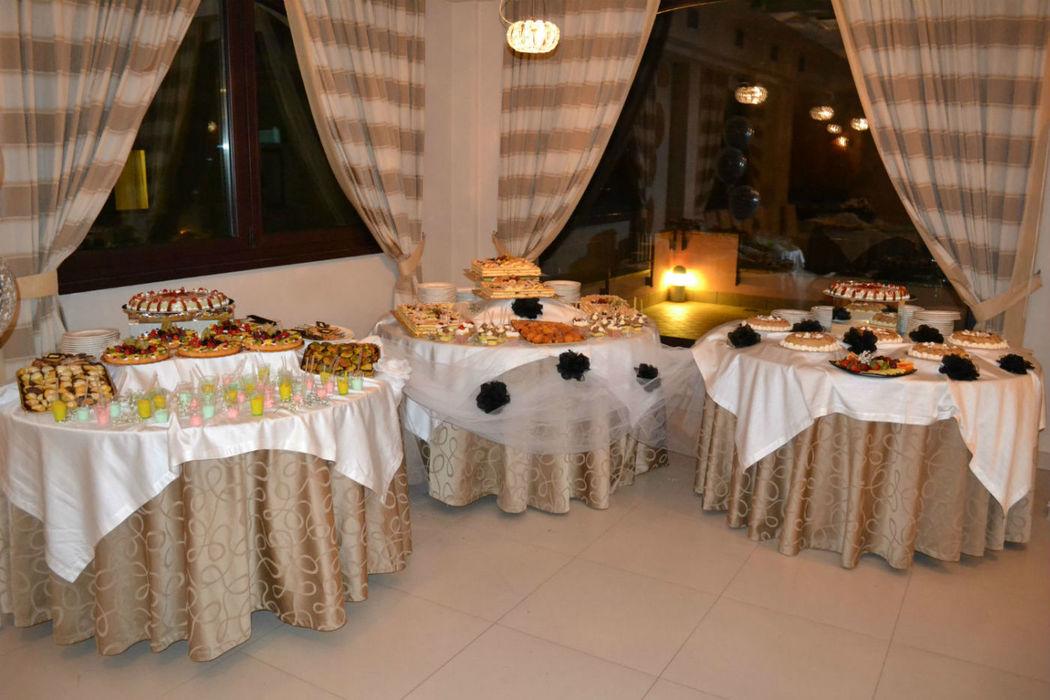 buffet dei dolci ristorante Bigarò