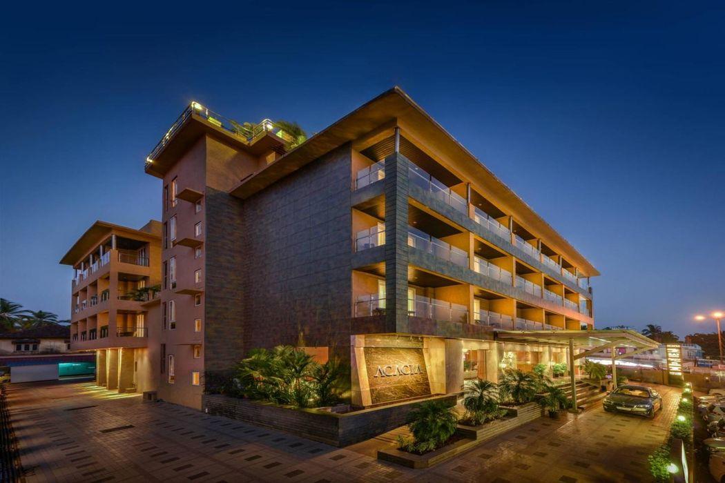 The Acacia Hotel And Spa