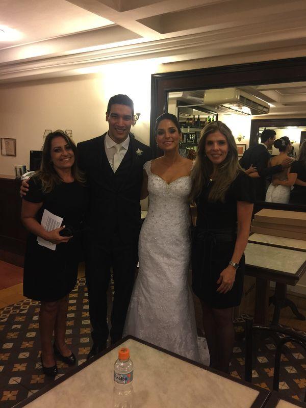 Nicole Ofeiche Assessoria e Cerimonial de Eventos - Foto Viviane