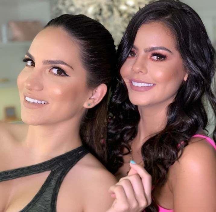 Dany Álvarez makeup