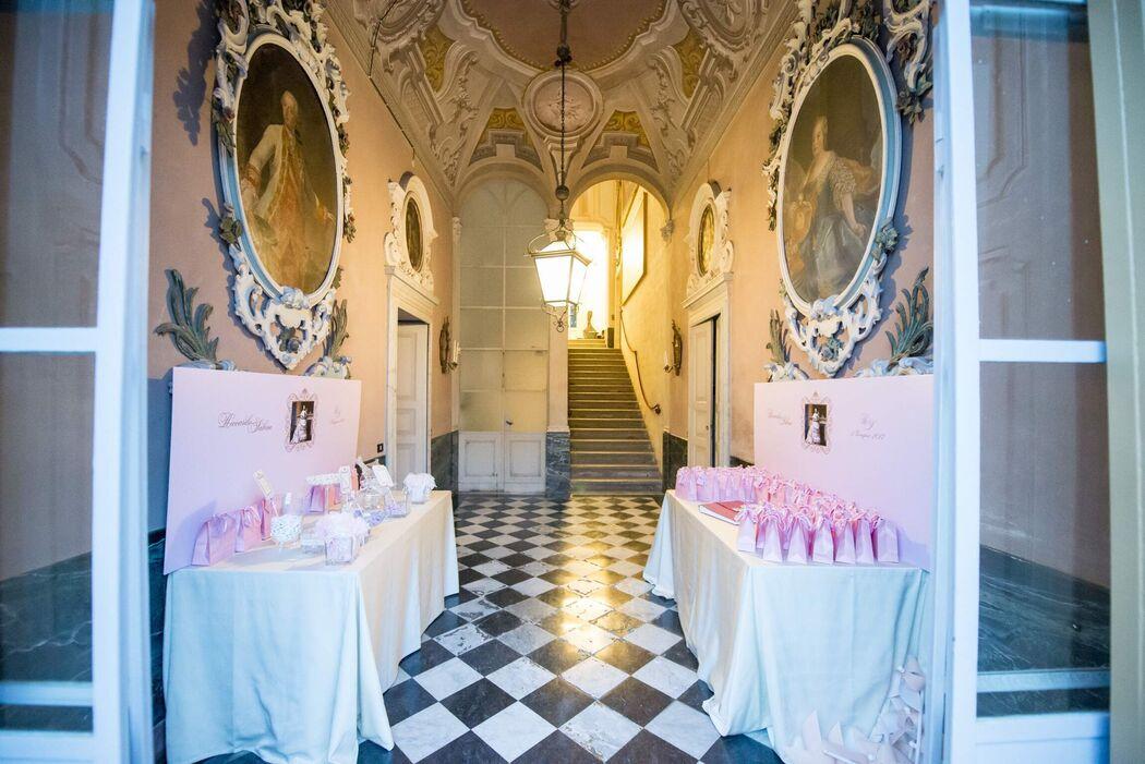 Sabine Wedding - The fine art of wedding