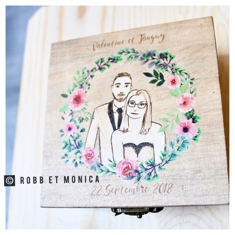 Robb & Monica