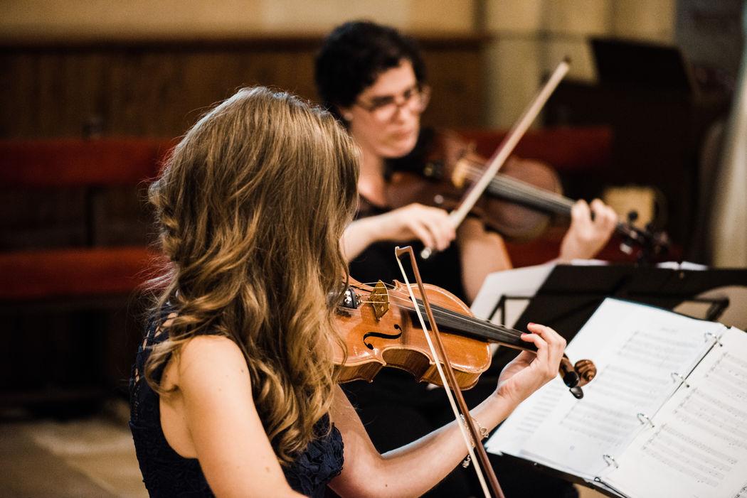 El violín de Natalia