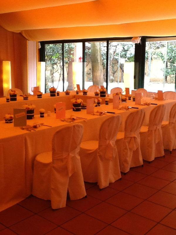 Il tavolo reale quando gli Invitati non sono tanti