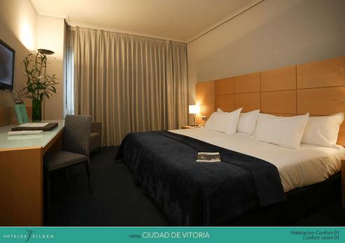 Hotel Silken Ciudad de Vitoria