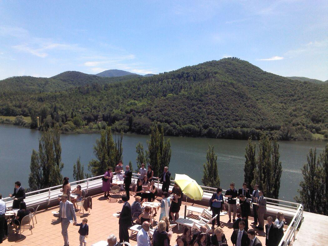 Hotel Del Lago, Panoramic Wedding Location