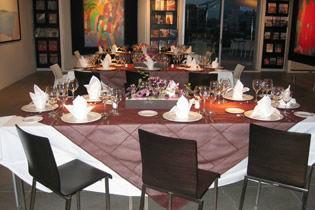 Galia chef  bodas banquetes