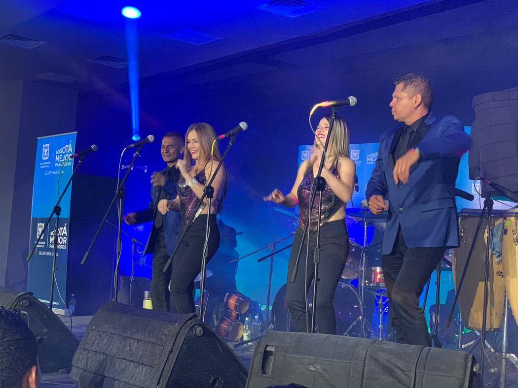 Los Tupamaros - Orquesta