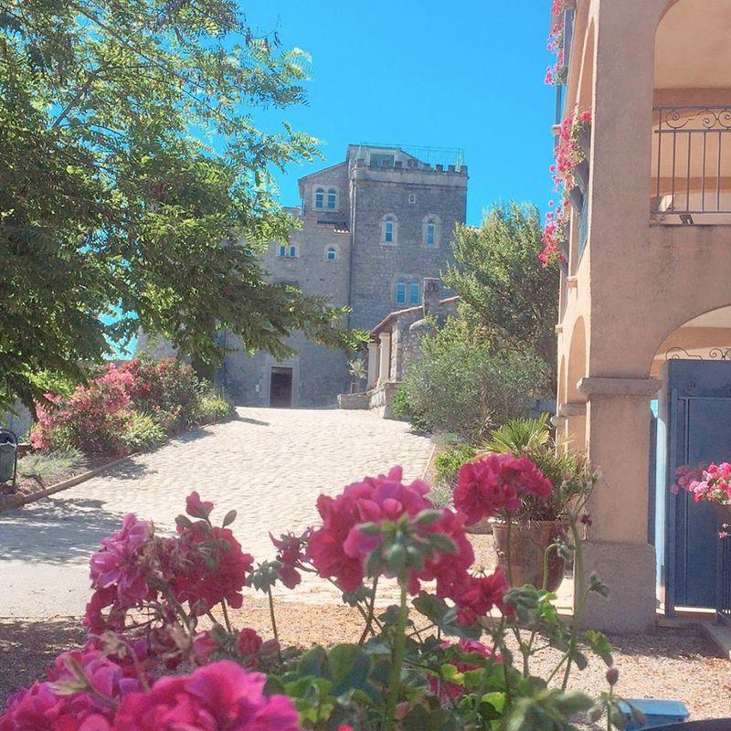 Château de Sampzon