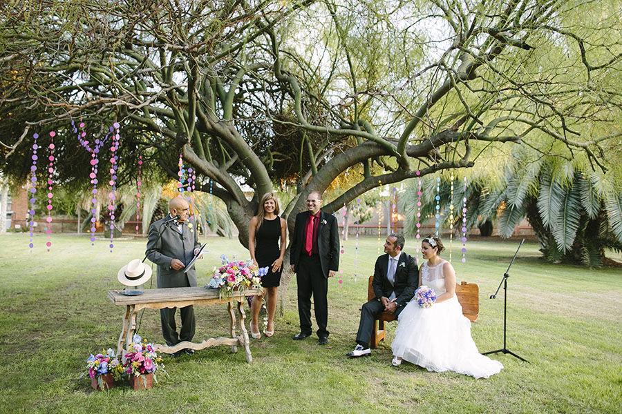 Ceremonia boda Cuba