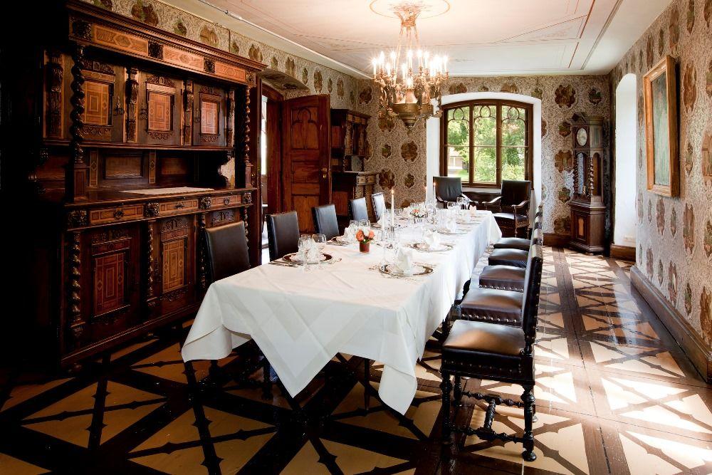 Historischer Tafelsaal