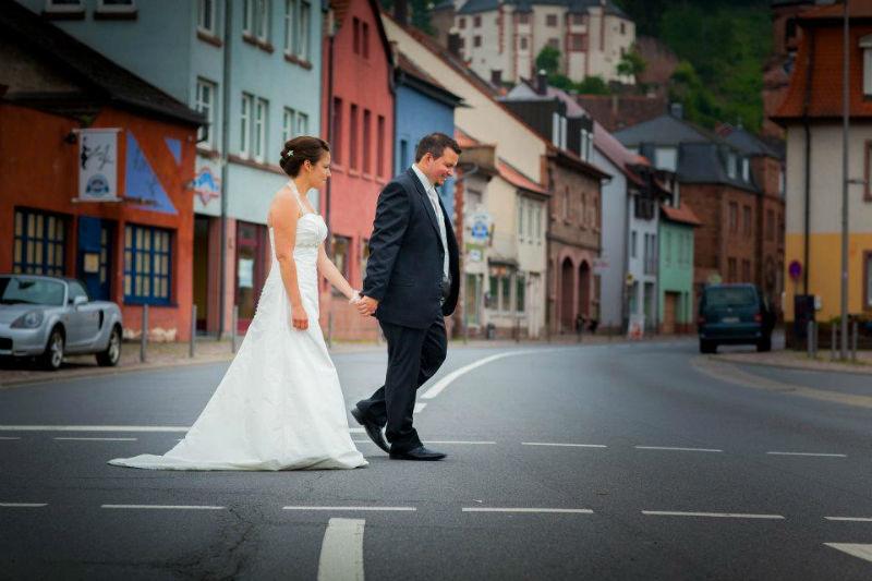 Beispiel: Innovative Hochzeitfotos, Foto: Guido Seitz Photography.