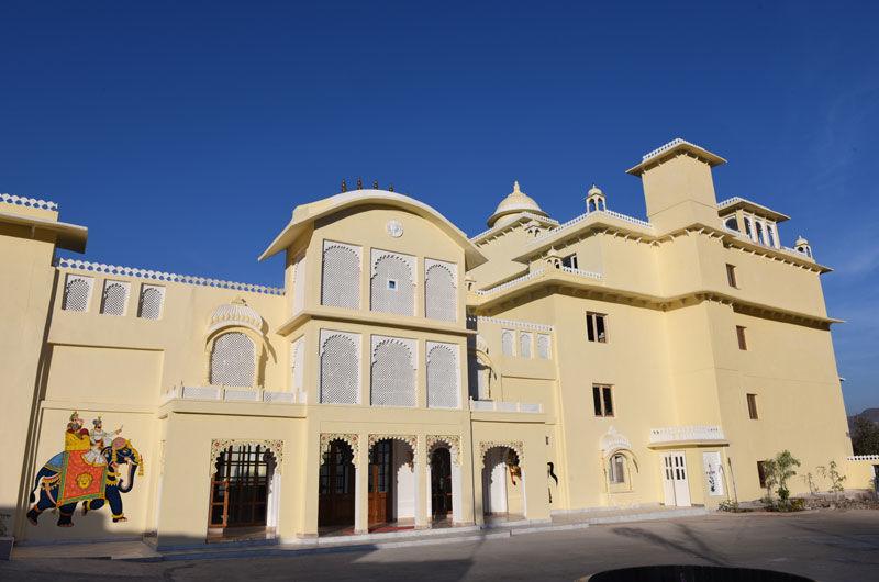 The Castle Mewar