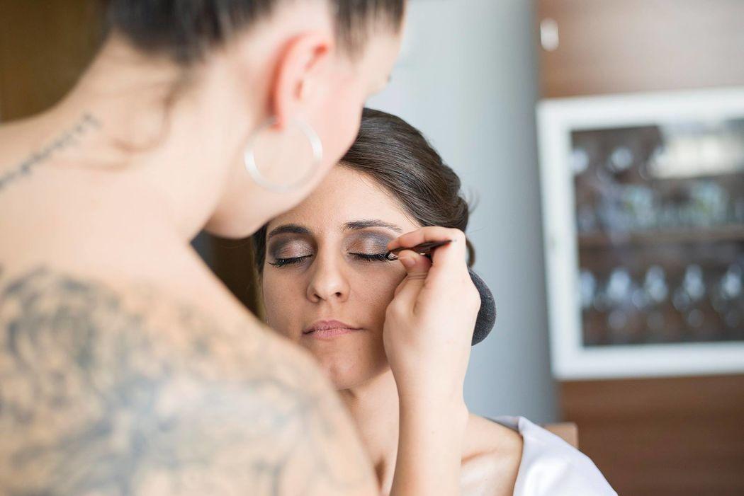 Irene Rodríguez Make up