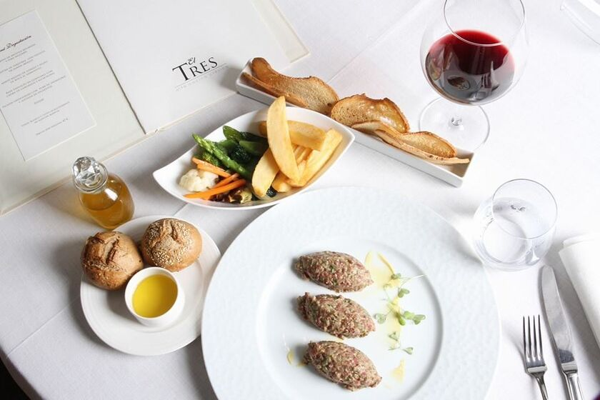 El Tres Restaurante