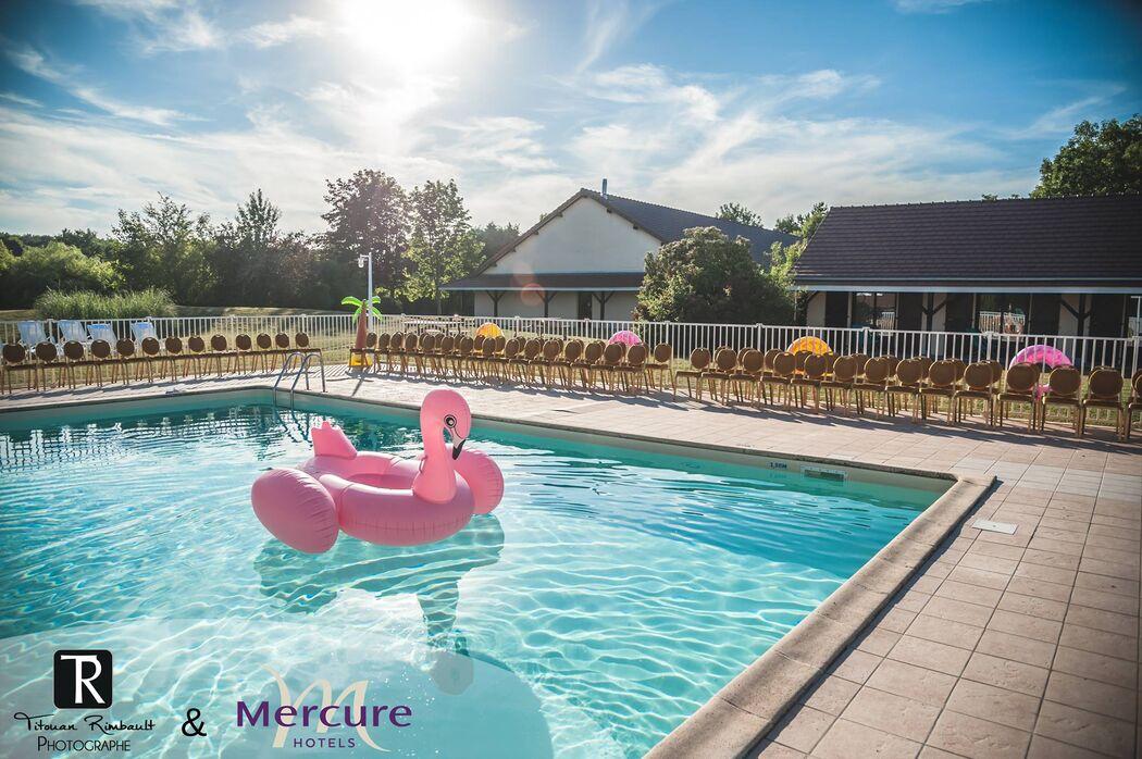Hôtel Mercure Auxerre****