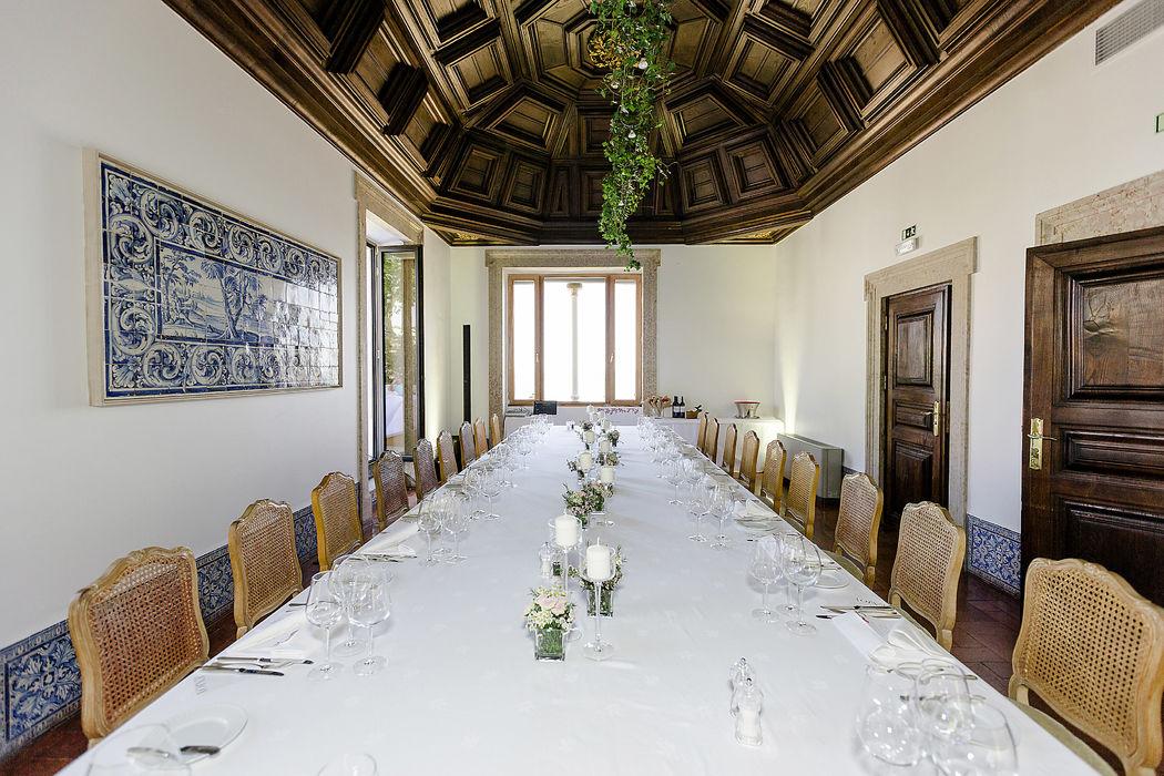 Sala Nobre Palácio Albatroz