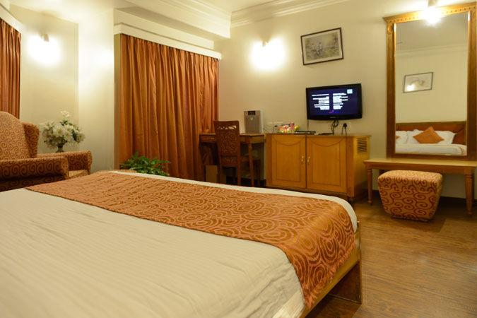Hotel Amer Palace Bhopal