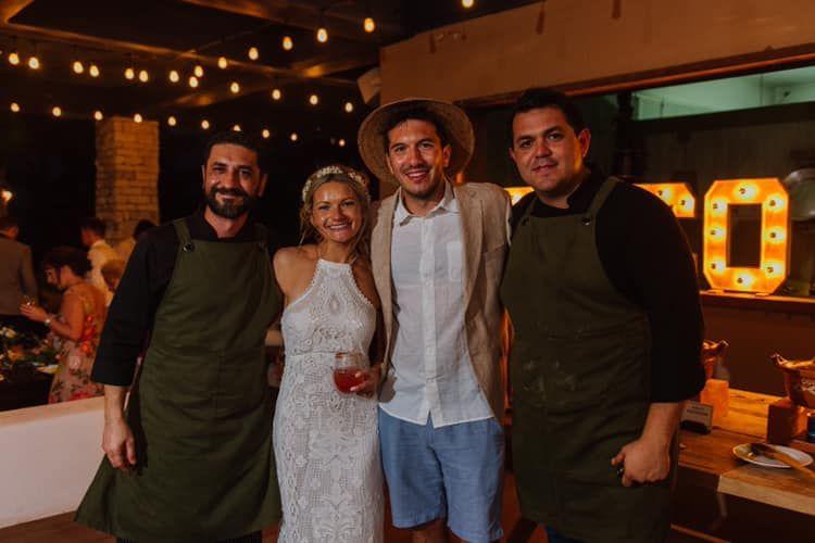 Chef Tomás Medina