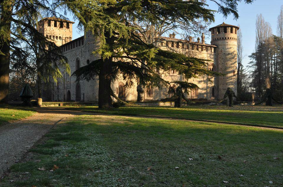 Castello Grazzano Visconti