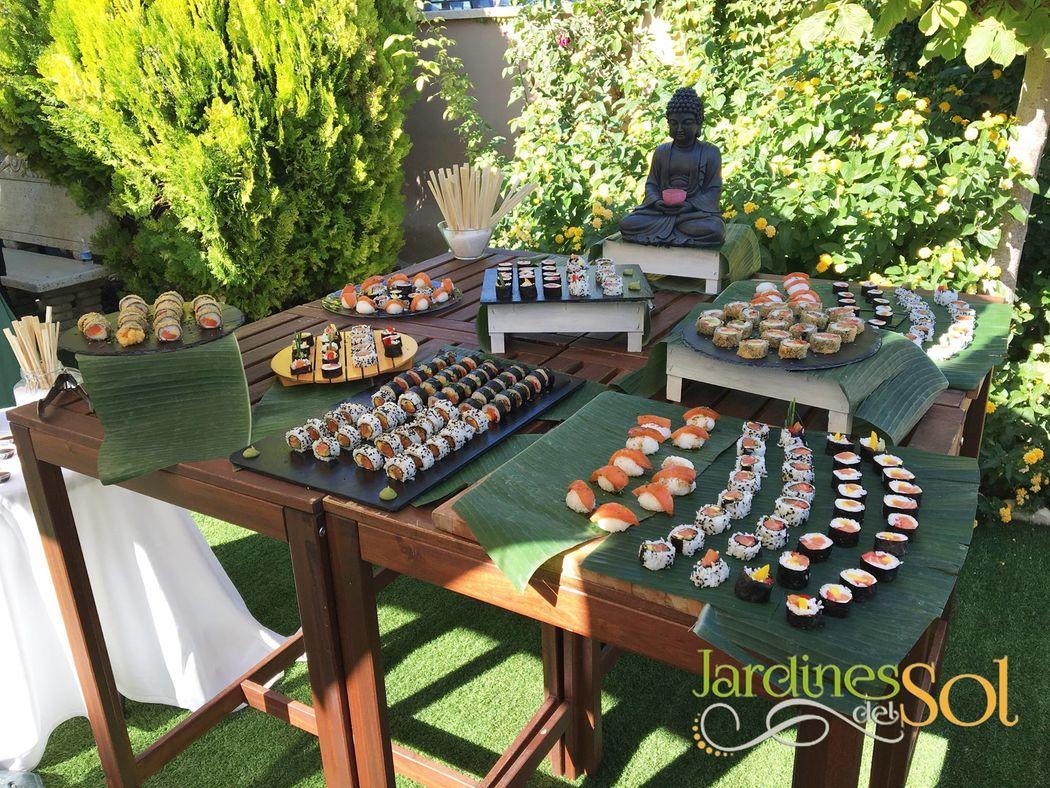 Restaurante Jardines del Sol
