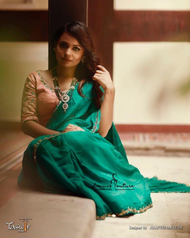Jhanvi Patel Couture