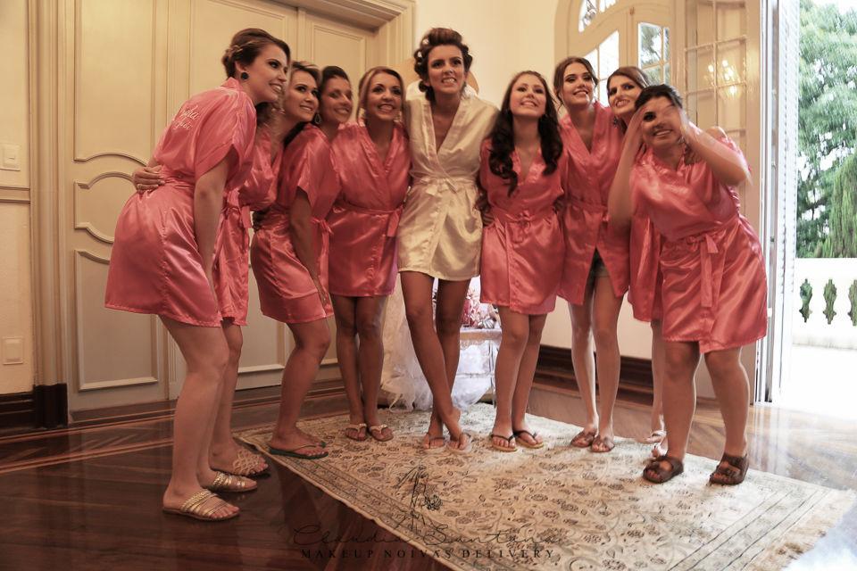 Madrinhas Noiva Debora Almagro