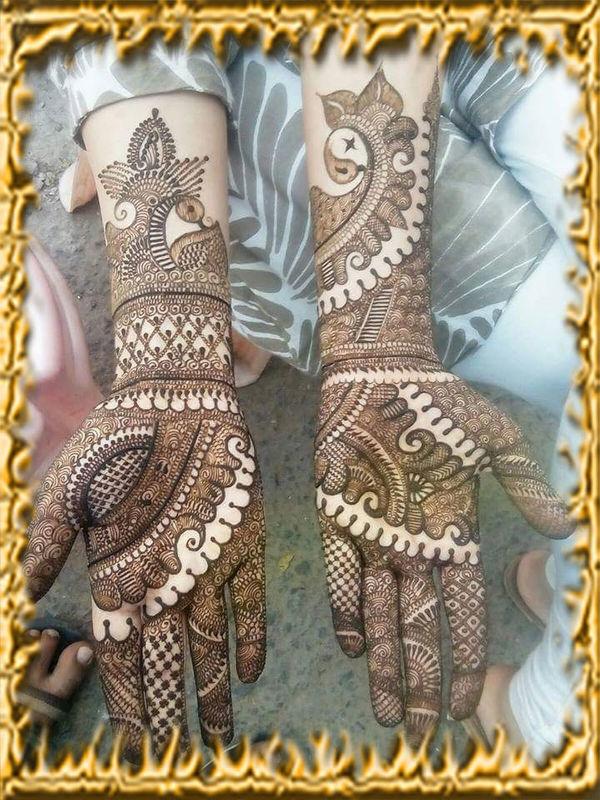 Vishal Mehandi Art