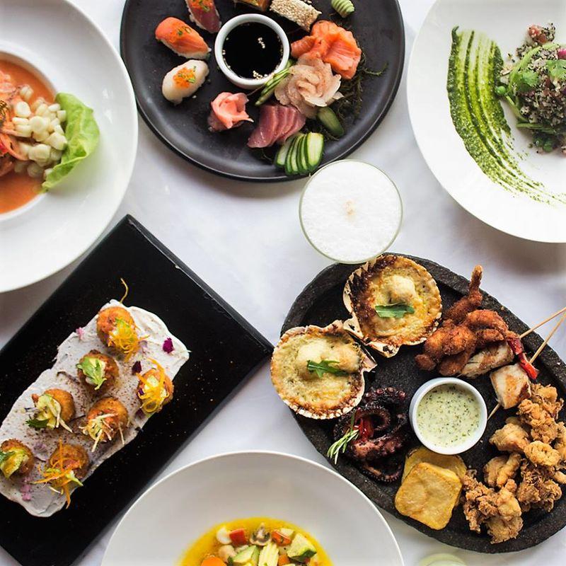 Restaurante Alfresco