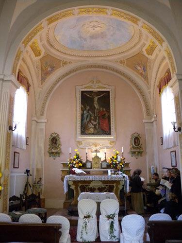 Cappella del Palazzo di Cuzzano