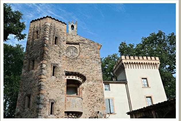 Chapelle - Château Mentone