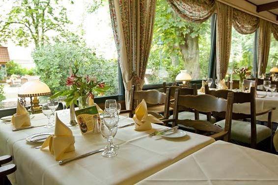 Beispiel: Restaurant, Foto: Parkhotel am Heger Holz.