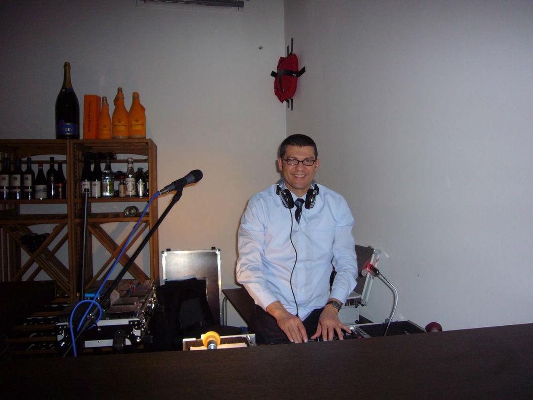 DJ Agostino
