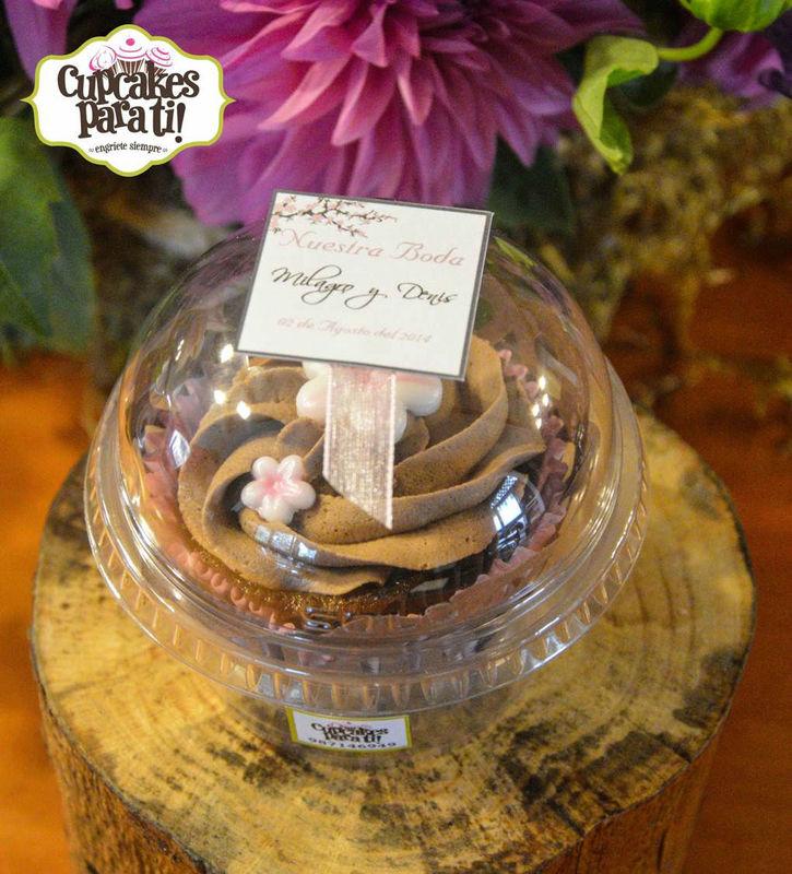 Cupcakes para ti! Torres de cupcakes para bodas