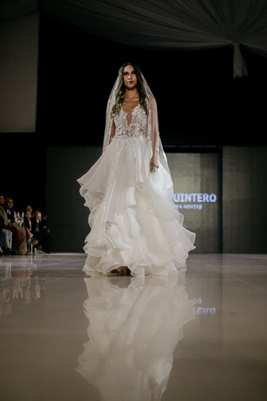 Diana Quintero Alta Costura Novias